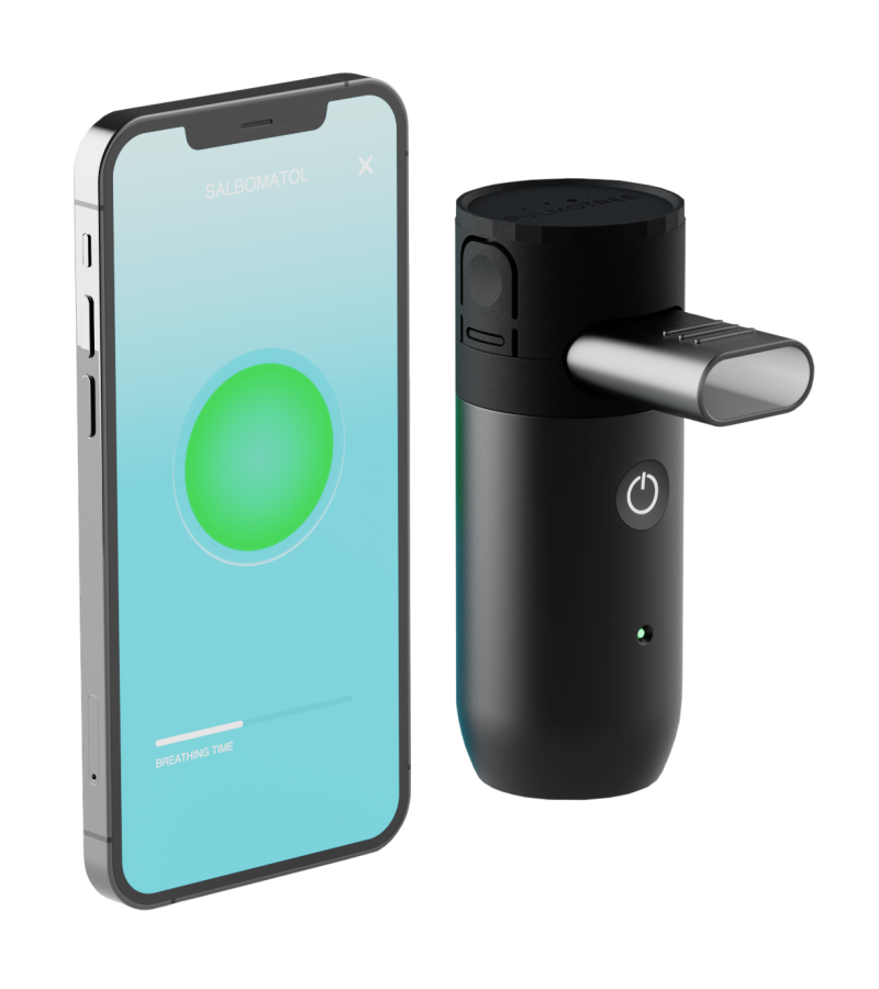 Pulmotree Mesh Nebulizer with Connect App
