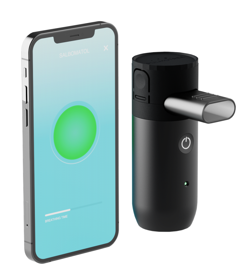 Kolibri Mesh Nebulizer with Connect App